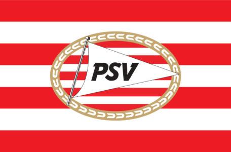 Прапор ФК ПСВ Ейндговен (football-00097)