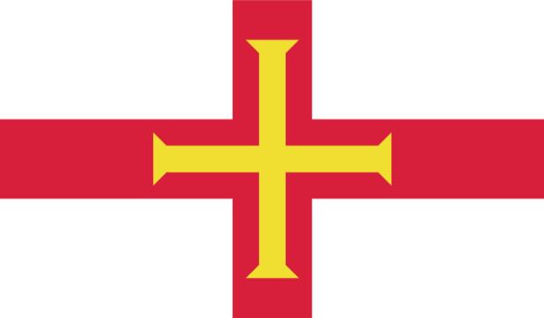 прапор Гернсі (world-00060)