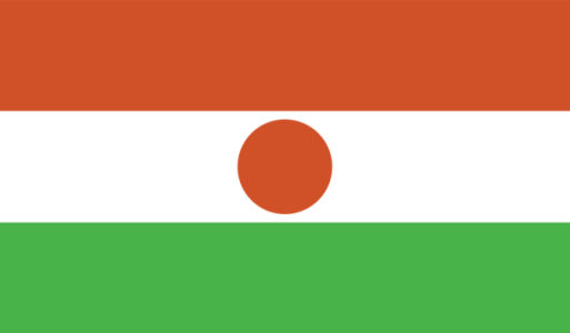 Прапор Нігеру (world-00285)