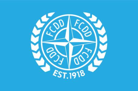 прапор фк дніпро FCDO (football-00012)