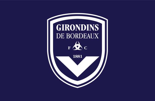 Прапор ФК Жиронден де Бордо (football-00062)
