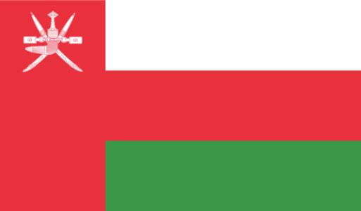 прапор Оману (world-00012)
