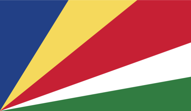 прапор Сейшельських Островів (world-00047)