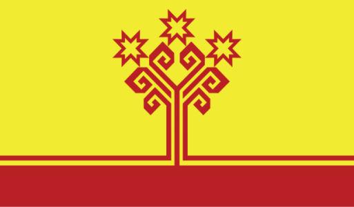 Прапор Чувашії (world-00206)