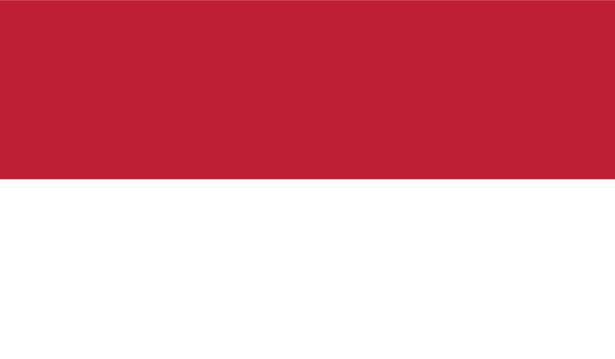 прапор Індонезії (world-00071)