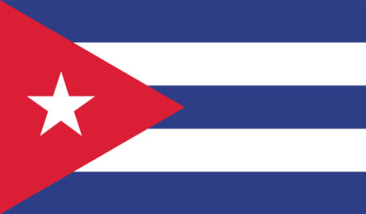 Прапор Куби (world-00216)