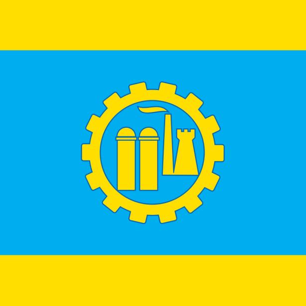 Прапор Краматорська (flag-115)