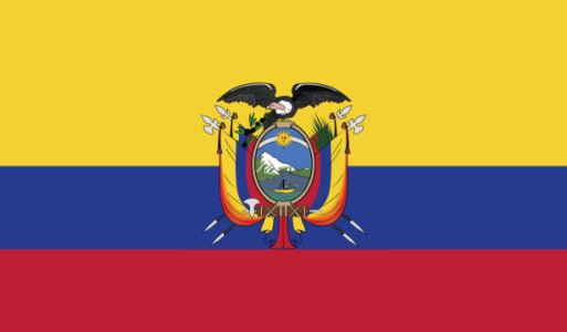 Прапор Еквадору (world-00226)