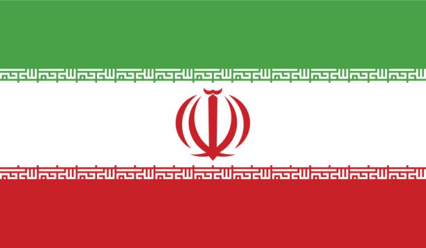 прапор Ірану (world-00073)