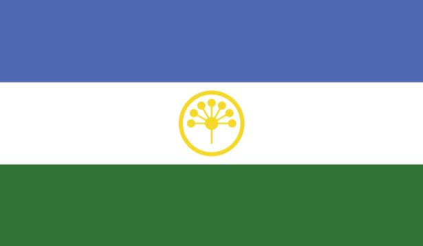Прапор Башкортостану (world-00171)