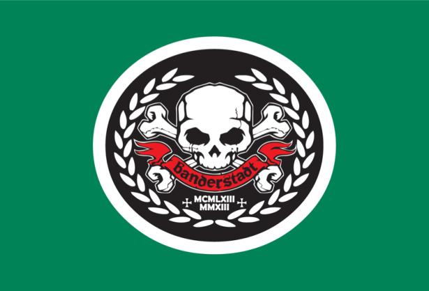 прапор ACAB – Banderstadt (football-00017)