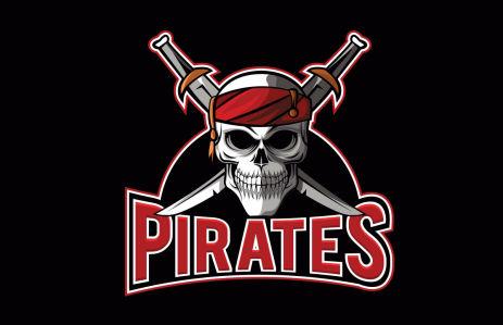 Прапор Pirates (jolly-roger-2)