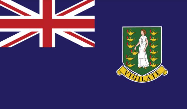 Прапор Британських Віргінських островів (world-00139)