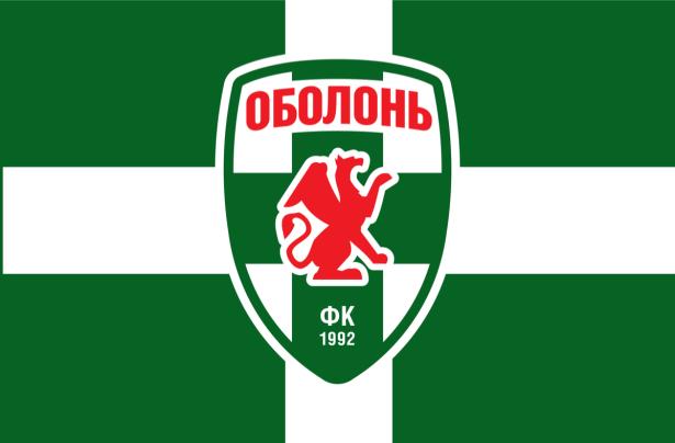 Прапор ФК Оболонь (football-00101)