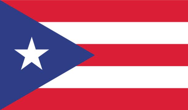 прапор Пуерто-Рико (world-00024)