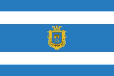 Прапор міста Херсона (flag-00096)