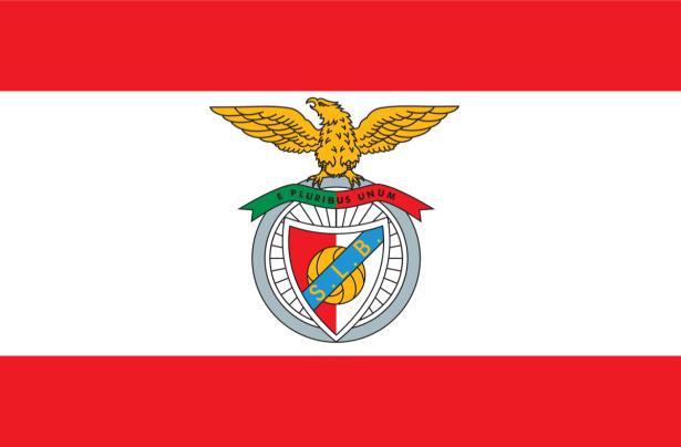 Прапор ФК Бенфіка (football-00084)