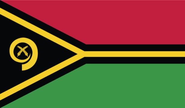 Флаг Вануату (world-00135)