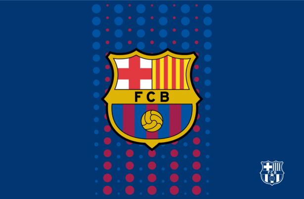 Прапор ФК Барселона (football-00051)
