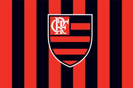 Прапор ФК Фламенгу (football-00071)