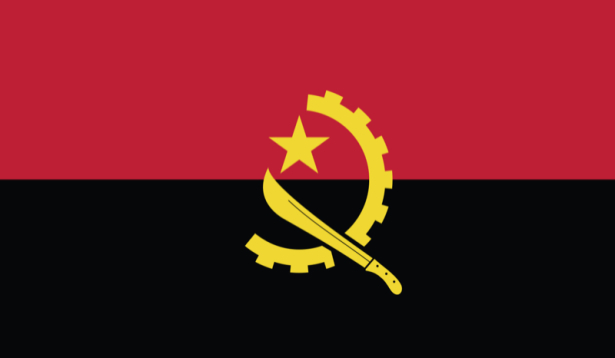 прапор Анголи (world-00157)