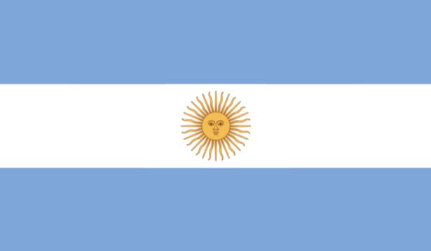 Прапор Аргентини (world-00161)