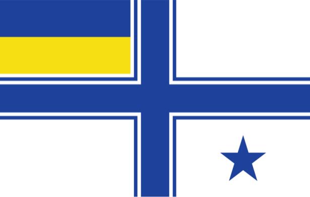 Прапор з'єднання або групи кораблів (military-00010)