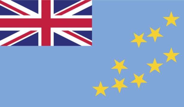 Прапор Тувалу (world-00127)