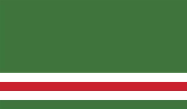 Прапор Ічкерії (world-00201)