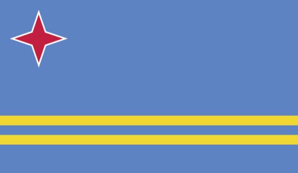 Прапор Аруби (world-00163)