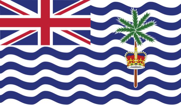 прапор Британської території в Індійському океані (world-00185)