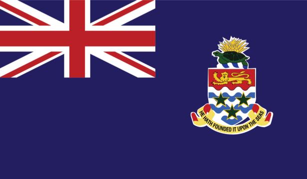 Прапор Кайманових островів (world-00198)