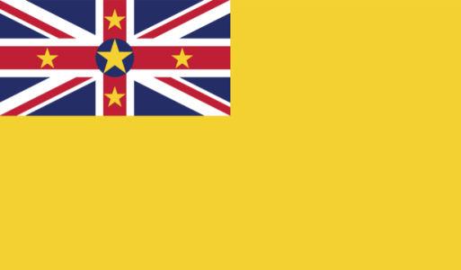 Прапор Ніуе (world-00287)