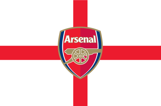 прапор ФК Арсенал (football-00019)