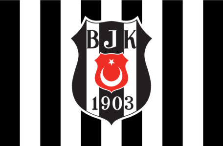 Прапор ФК Бешикташ (football-00089)