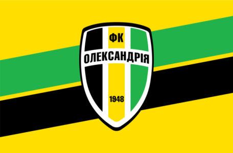 Прапор ФК Олександрія (football-00102)