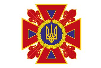 ПРАПОР МНС УКРАЇНИ